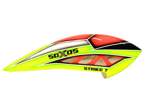 soXos Canopy Strike7 Yellow/Red