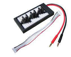 Parallel Charge Board for JST-XH & Traxxas