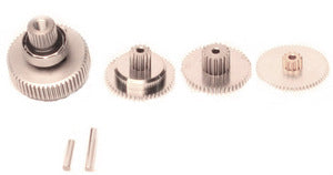 Servo Gear Set w/ Bearings, for SA1258TG