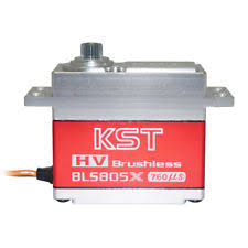 BLS805X KST Brushless High Voltage Tail Servo