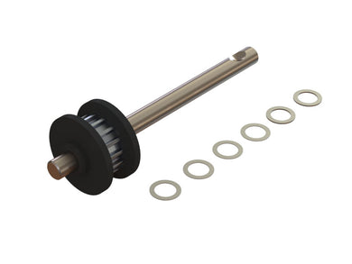 OXY3 Tail Shaft Pulley 15T