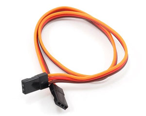 "ProTek RC Heavy Duty 30cm (12"") Servo Extension Lead (Male/Male)"