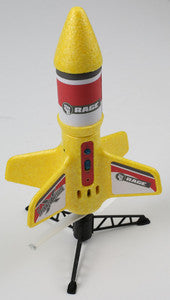 Spinner Missile X Electric Free-Flight Rocket