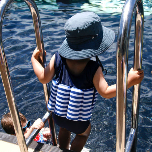 Floatsuit - Boys Nautical - My Water Bubs - Australia