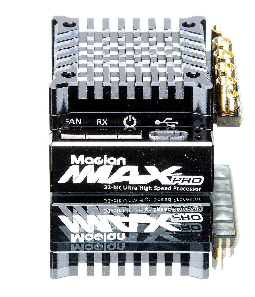 MACLAN MMAX PRO 1/10 COMPETITION SENSORED 160A ESC - Pre Orders