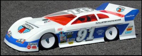 MCALLISTER BLUEGRASS Late Model body