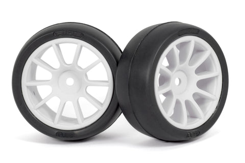 RIDE 60D INCH UP LOW PROFILE M CHASSIS TYRE (PAIR)