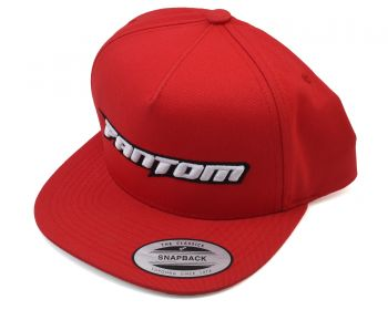 FANTOM TEAM SNAPBACK CAP RED