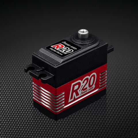 PHD-R20 High Voltage Coreless Digitla Servo