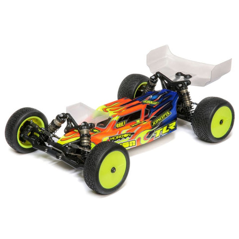22 5.0 SR Race Kit: 1/10 2WD Buggy Dirt/Clay Spec Racer by TLR