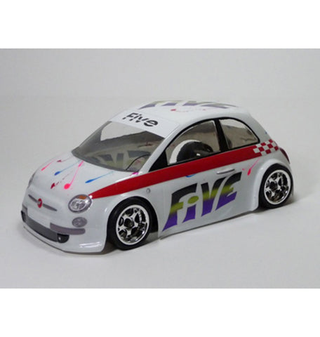 MONTECH 1/10 FIVE M CHASSIS SHELL