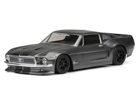 Protofrom 1968 Ford Mustang Trans AM