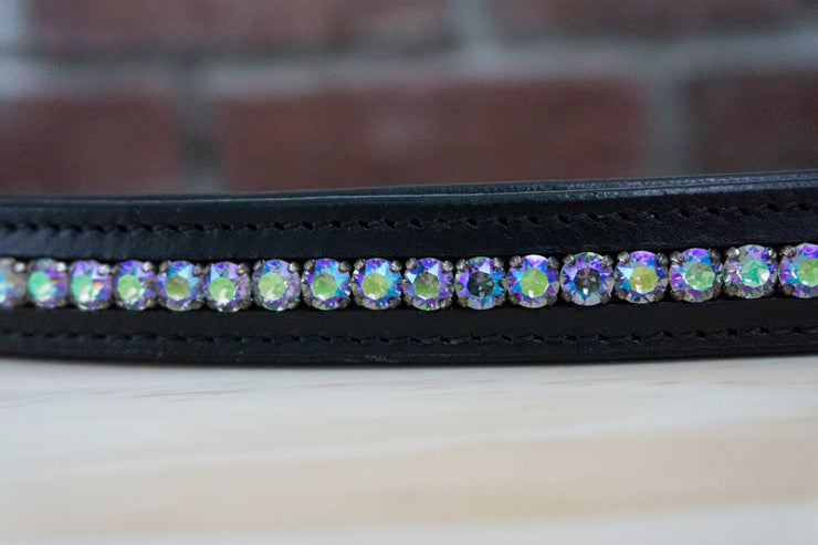 Paradise Shine Black Full Browband