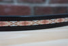 Peach Ombre - Full Brown Browband