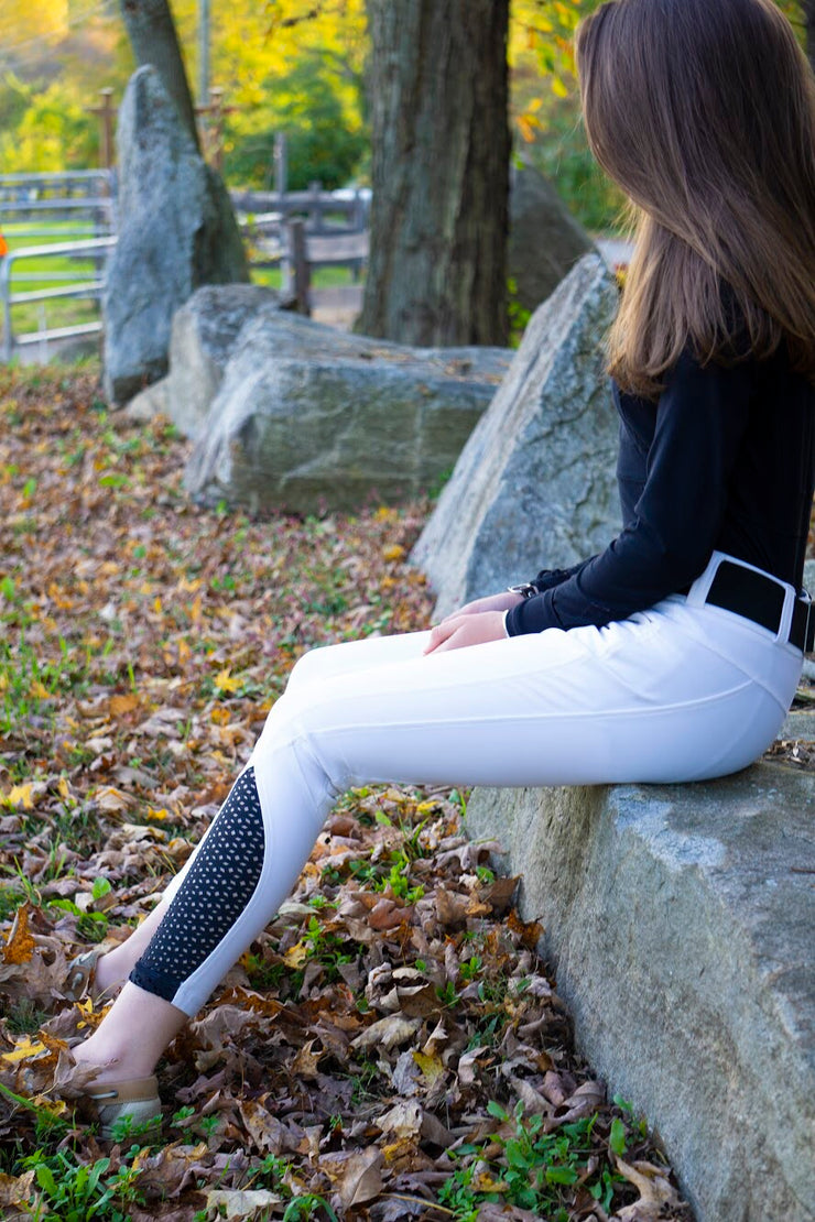 Lifestyle Breech - White