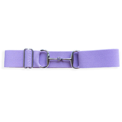 "Lilac - 1.5"" Silver Snaffle"
