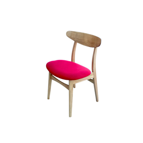 6ixty Avro Chair (Red) - Workspace Luxe
