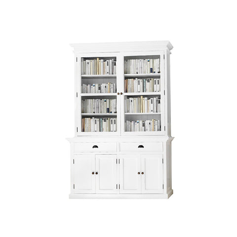 Hamptons Halifax Hutch & Buffet Storage Unit - Workspace Luxe