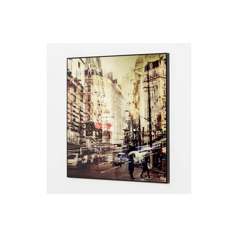 Cityscape Detail Wall Art - Workspace Luxe