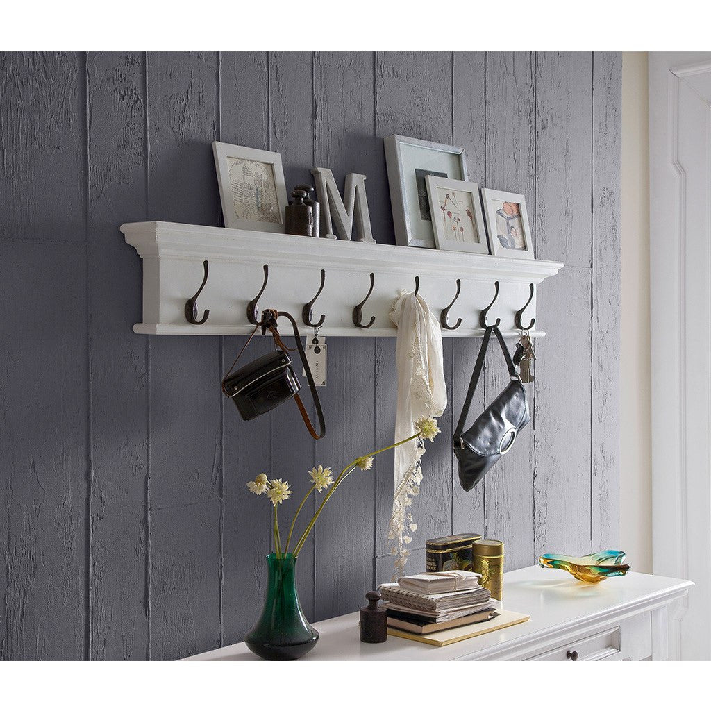 stewart coat wall p mount mounted hooks living martha rack solutions racks fence picket with