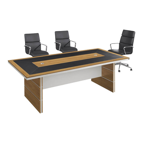 Arlo Office Boardroom Meeting Table 240cm - Workspace Luxe