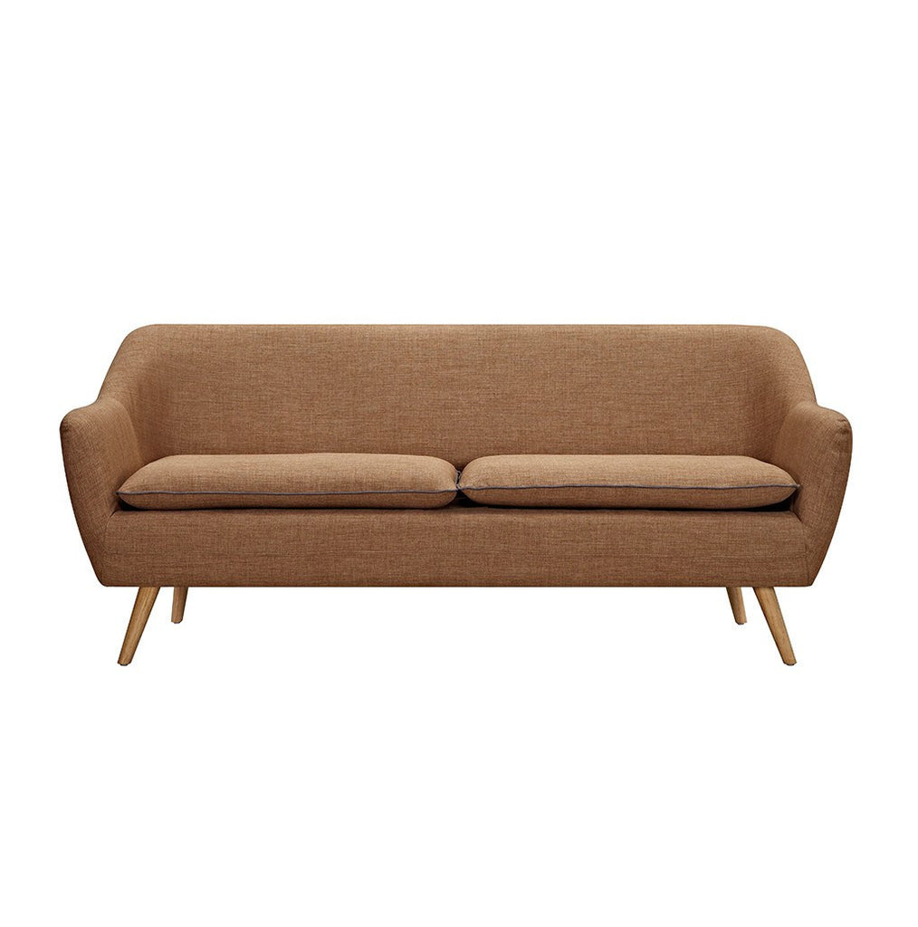 Tobacco Luxe 3 Seater Sofa - Workspace Luxe
