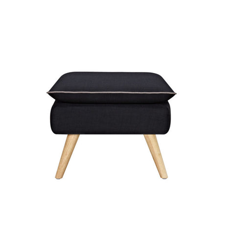 Luxe Stool (Black) - Workspace Luxe