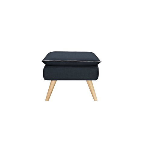 Luxe Stool (Dark Grey) - Workspace Luxe