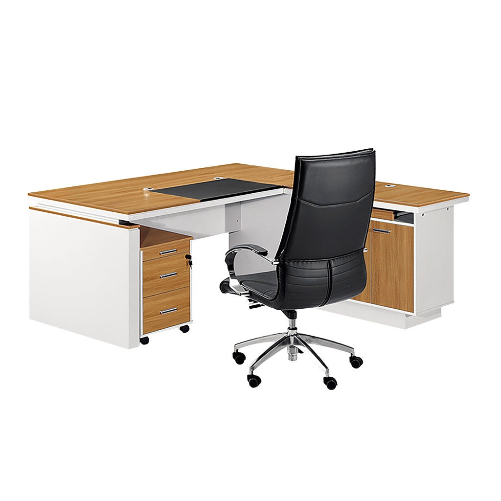 c executive gloss furniture home your for office desk white
