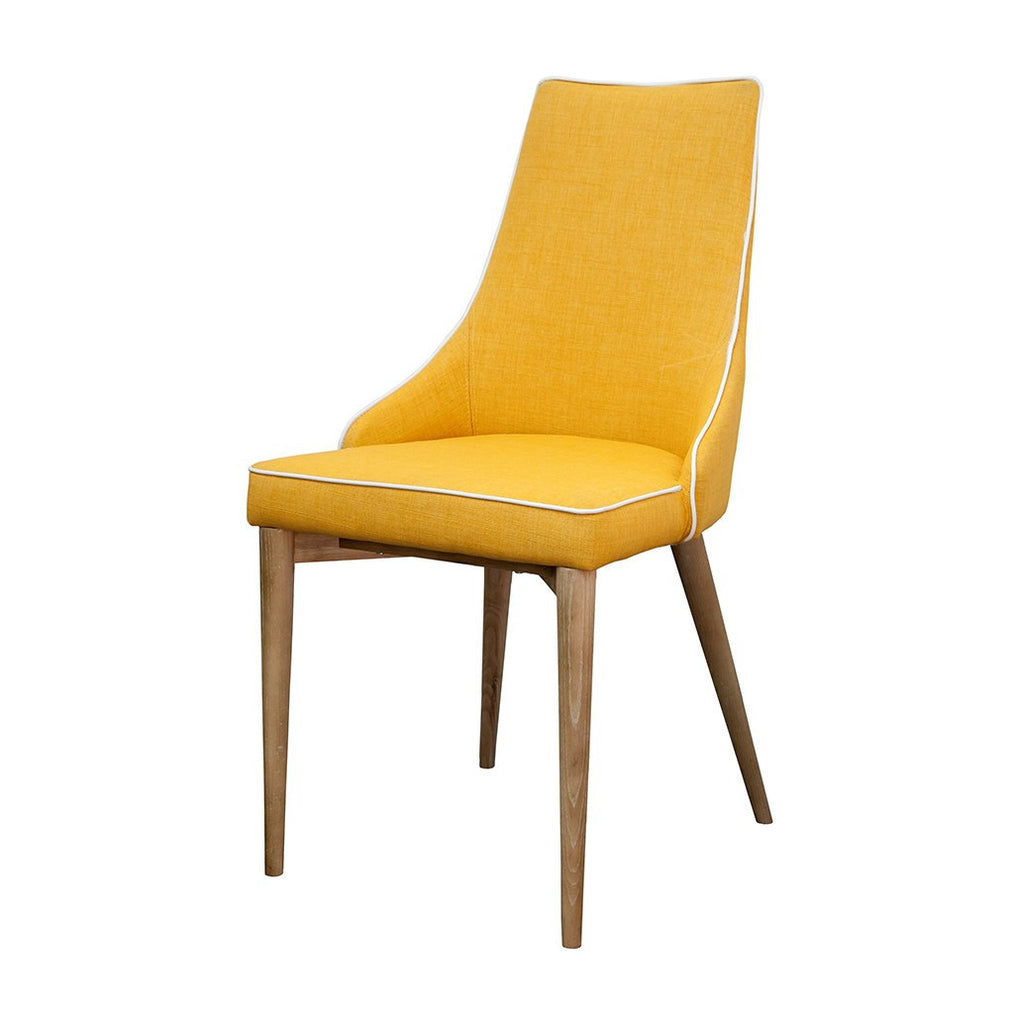 Yellow Martini Chair (set of 2) - Workspace Luxe