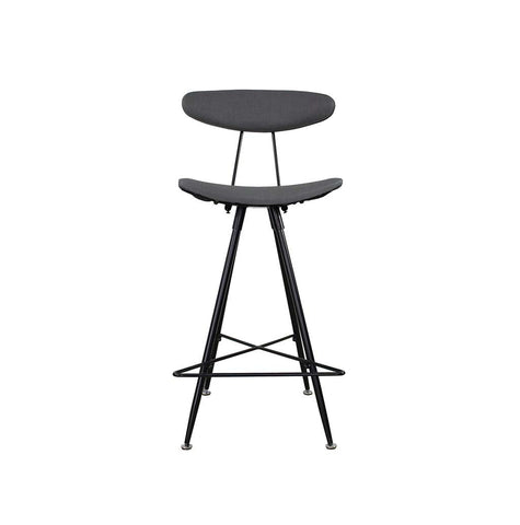 Grey Rialto Stool (set of 2) - Workspace Luxe