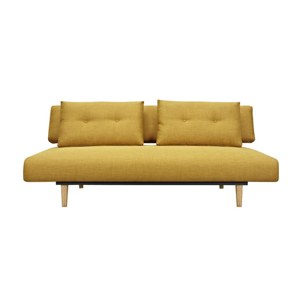 Yellow Rio Sofa Bed - Workspace Luxe