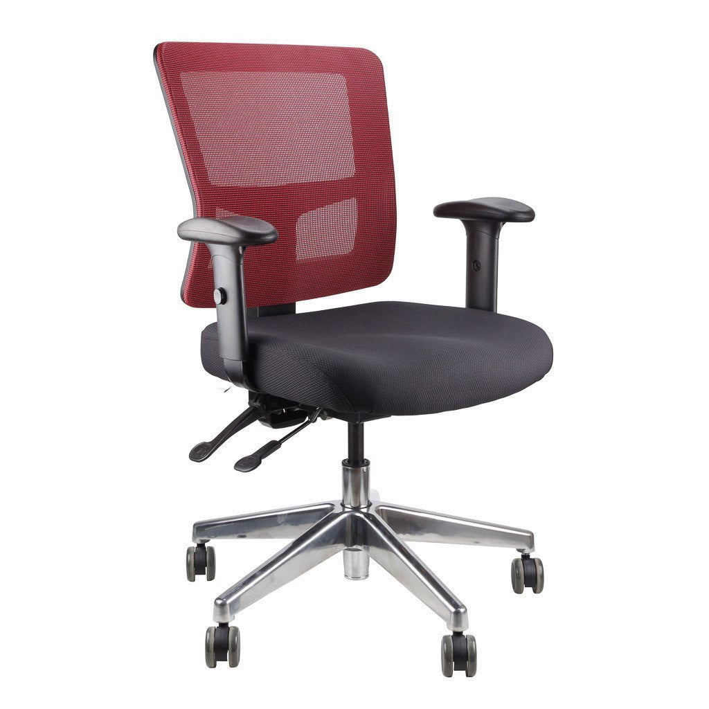Toledo Fully Ergonomic Mesh Office Chair With Armrests \u2013 Workspace ...