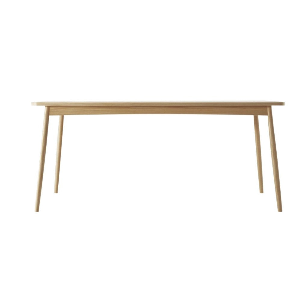 Twist Meeting Table - Oak 200cm - Workspace Luxe