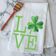 Lucky Love - Kitchen Towel