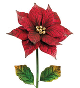 Giant Flower Stake - Poinsettia