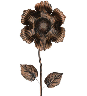 Wireless Speaker Flower Stake - Bronze