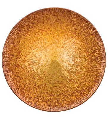Copper Disc Wall Decor 30