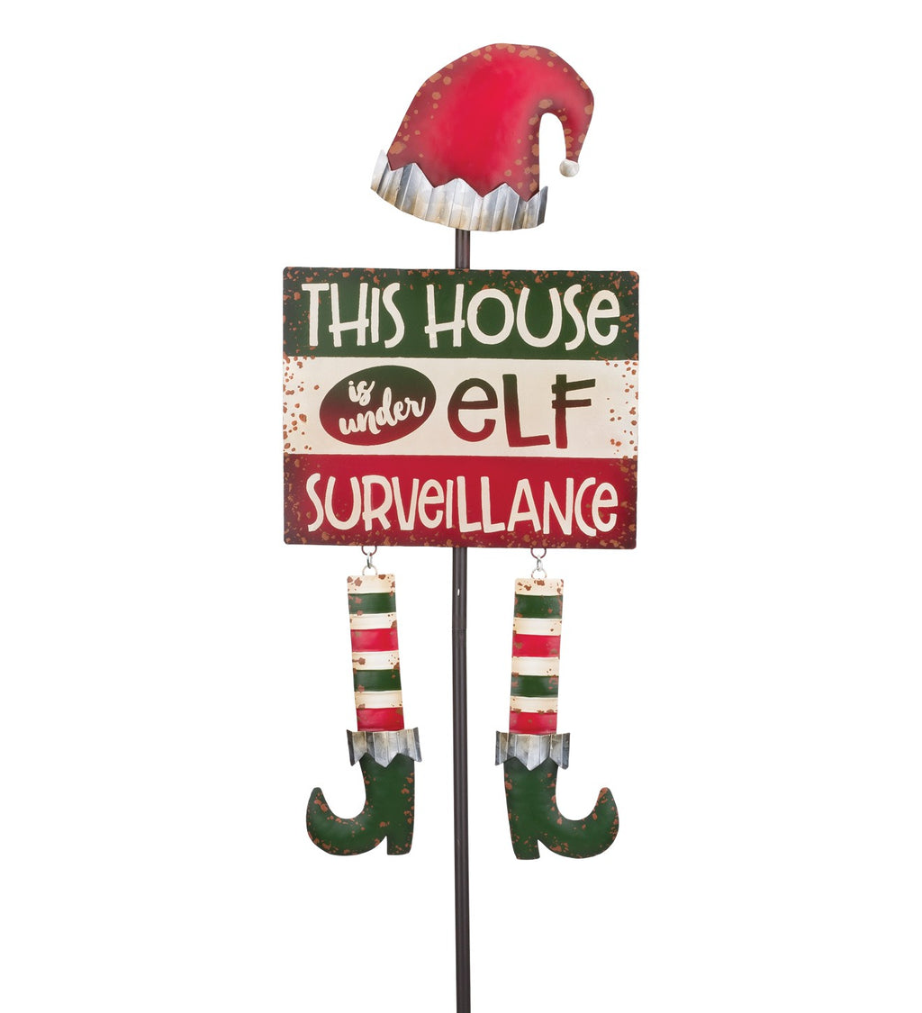Holiday Stake - Elf