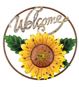Harvest Wall Decor - Sunflower