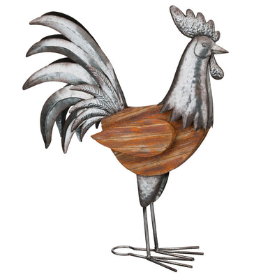 Woodland Decor - Rooster