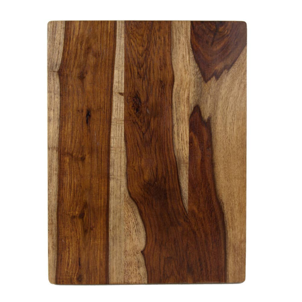 Architec Housewares - GripperWood™ Gourmet Sheesham Cutting Board 10 x 15
