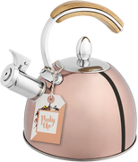 Pinky Up - Presley Tea Kettle in Rose Gold by Pinky Up