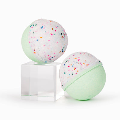 Aquamarine by Cait + Co - Birthday Bombshell Bath Bomb