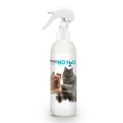 8 oz No H2O Spray Shampoo
