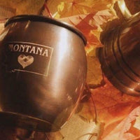 MONTANA LOVE COPPER MUG Antique
