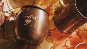 MONTANA LOVE COPPER MUG