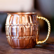 Cask Barrel Shiny Mug