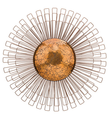 Copper Dandelion Wall Decor 30
