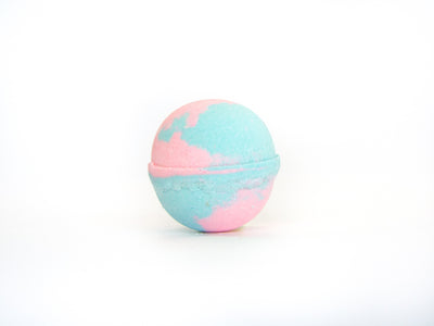 Aquamarine by Cait + Co - Opal Bath Bomb